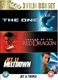 The One/Legend of the Red Dragon/Meltdown [Import anglais]