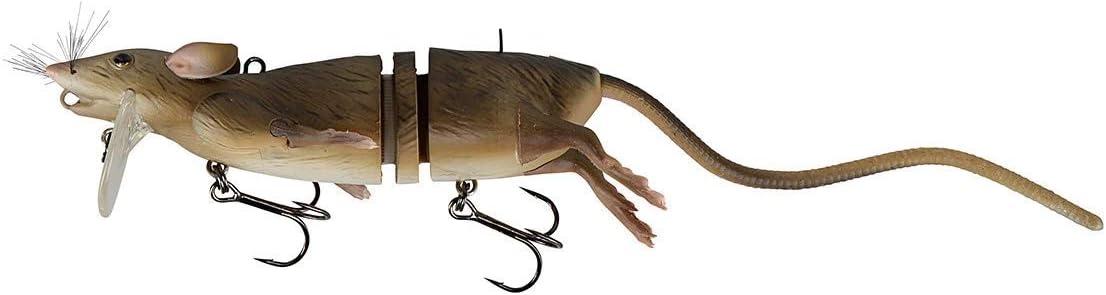 Savage Gear 3D Rad 20cm 30cm Ratte Hecht Oberflächenköder Raubfisch