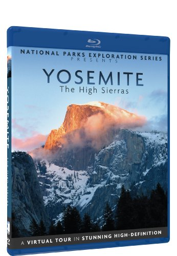 National Parks Exploration Series: Yosemite - The High Sierras [Blu-ray]