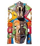 Sofia's Findings Mayan Mask - Mayan Jaguar - Half SkullGiant Mask - Premium Craft