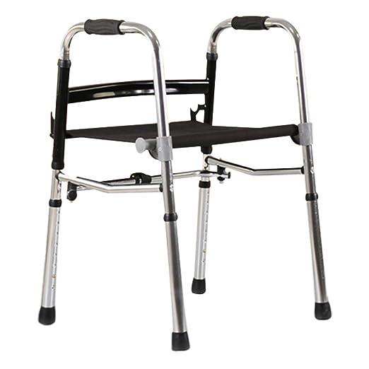 SXD Walk Andador Plegable para Adultos Mayores - Andador para ...