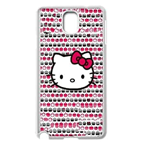 Samsung Galaxy Note 3 Cell Phone Case White_Hello Kitty Apples TR2461453