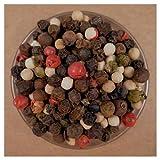 Peppercorns, Five Blend Whole - 10 lbs Bulk