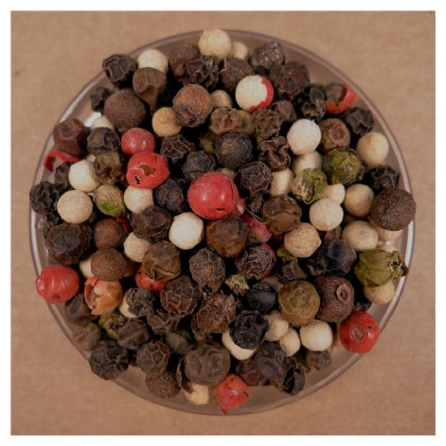 Peppercorns, Five Blend Whole - 10 lbs Bulk by Spices For Less (Image #1)