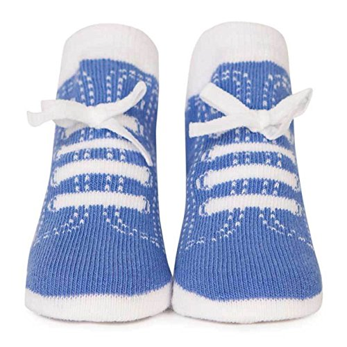 Trumpette Johnny's Sneaker Socks   Brights   12 24 Months(Pack Of 6) by Trumpette (Image #5)