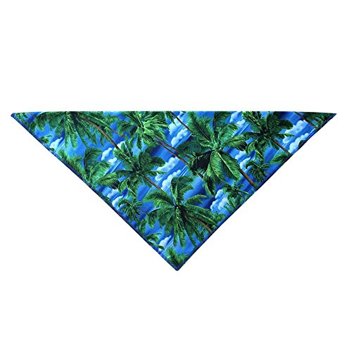 Hawaiian Dog Bandana (Large: fits neck 14-19 inches) Hawaiian Bandana