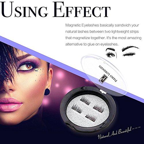7d2872c63e7 3D Magnetic False Eyelashes-Glue free Handmade Ultra-thin - Import It All