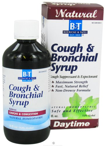 Natures Way B&T Syrup Cough N Brnchl Orig