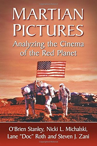 Books : Martian Pictures: Analyzing the Cinema of the Red Planet