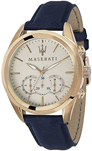 MASERATI TRAGUARDO Men's watches R8871612016
