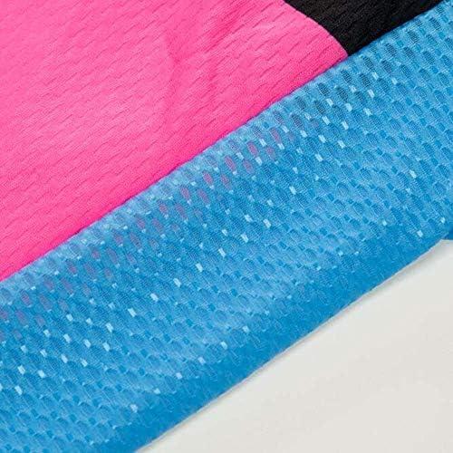新しい蛍光性の長袖スポーツウェアレディースジャージースーツ