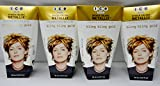 Joico ICE Hair - Spiker Colorz - Colored Styling Glue - Bling Bling Gold 1.7oz (4 Pack)