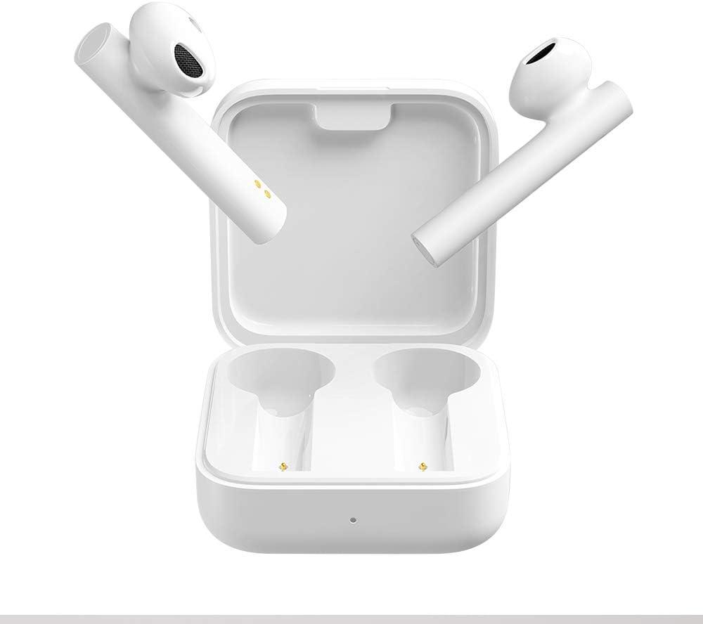 Xiaomi Redmi Air 2 SE Auriculares Bluetooth, Auriculares inalámbricos Mi True, conexión Bluetooth 5.0, Control de Doble Toque, Blanco