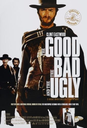 Twenty-three 24X36 Inch canvas poster The Good The Bad And T