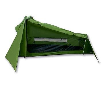 Outdoorer tent Trek Santiago green 115kg small pack size the  sc 1 st  Amazon UK & Outdoorer tent Trek Santiago green 115kg small pack size the ...