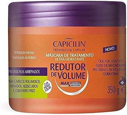 Amazon.com: Linha Redutor de Volume Capicilin - Mascara Ultra ...
