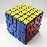 ShengShou 5x5x5 6.5cm V III Speed Cube Puzzle Black