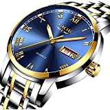 OLEVS Diamond Watch Inexpensive Gold Watches...