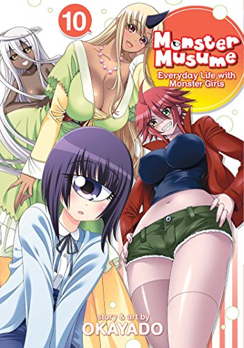 Monster Musume Vol. 10