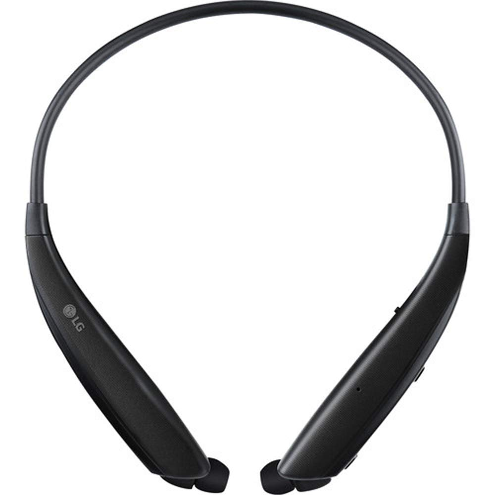 LG TONE Bluetooth Wireless Headset HBS-830 ''HD'' with Wall & Car Charger (US Retail Packing)