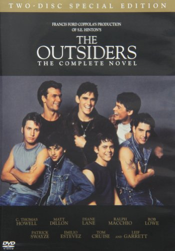 Outsiders, The - The Complete Novel (Dbl DVD) -