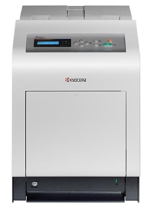 Kyocera FS-C5100DN impresora láser a colour: Amazon.es: Electrónica