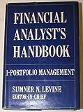 Portfolio Management, Sumner N Levine, 0870940821