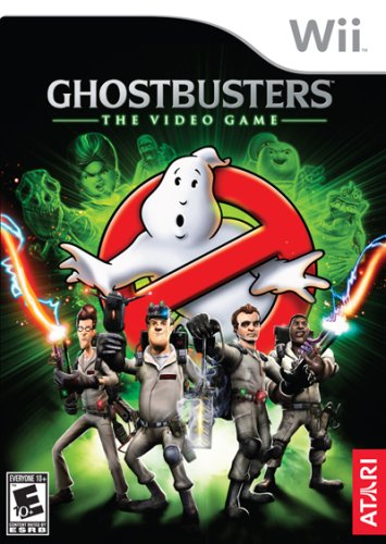 Ghostbusters: The Video Game – Nintendo Wii