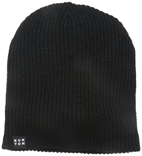 Burton All Day Long Beanie, True Black,  - Burton Black Hat Shopping Results