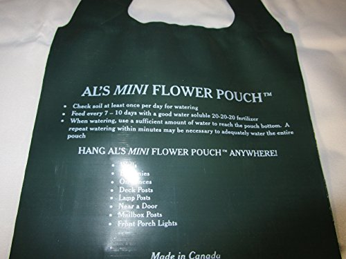 Al's Mini Flower Pouch, 6 slit (5) (Flower Pouch)