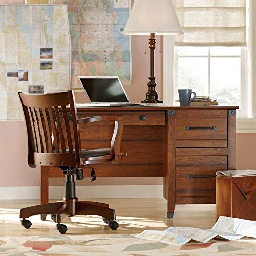 Premium Three Drawer Desk - Elegant Stylish Modern Contemporary Home Office Furniture Storage Free eBook by Unknown