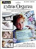 "Jacquard Ink Jet Fabric 8.5"" x 11"" Silk Organza Sheets (5 Pack), Best Gadgets"