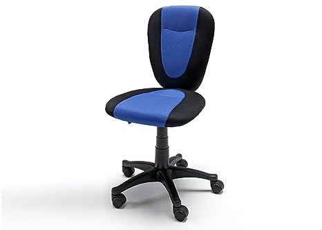 Sedie Blu Cucina : Wohndesign sedia girevole falk ufficio sedie blu nero amazon
