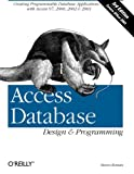 Access Database Design and Programming, Roman, Steven, 0596002734