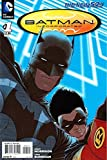 Batman Incorporated Vol 1 #2 by Grant Morrison front cover