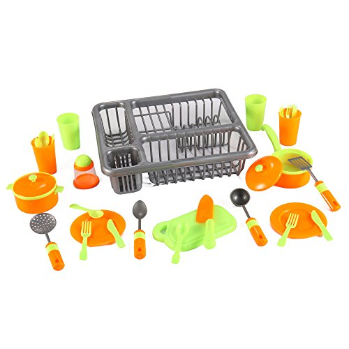 dish drainer for kids - 7