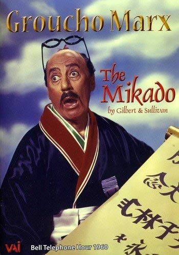 Groucho Marx in the Mikado by Video Artists Int'l