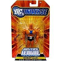 DC Universe Justice League Ilimitado Exclusivo Doom Patrol Figura de acción Hombre robot
