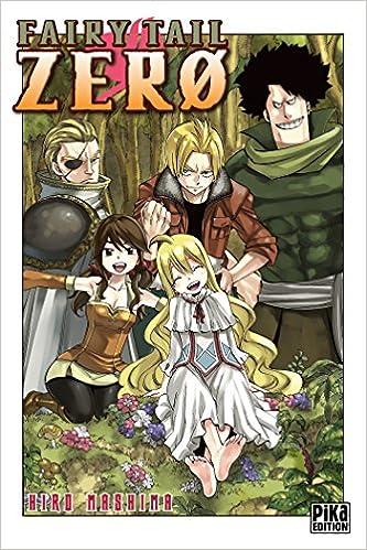 Fairy Tail Zero  FRENCH