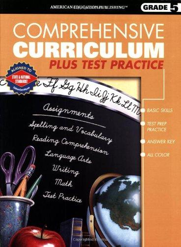 Comprehensive Curriculum Plus Test Practice, Grade 5