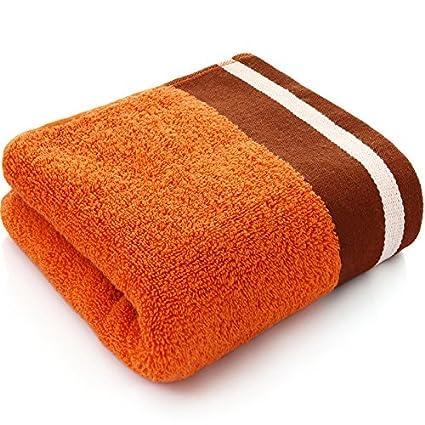 Mano towel-cotton toallitas toalla de tocador 34 × 73 cm toalla de gamuza de