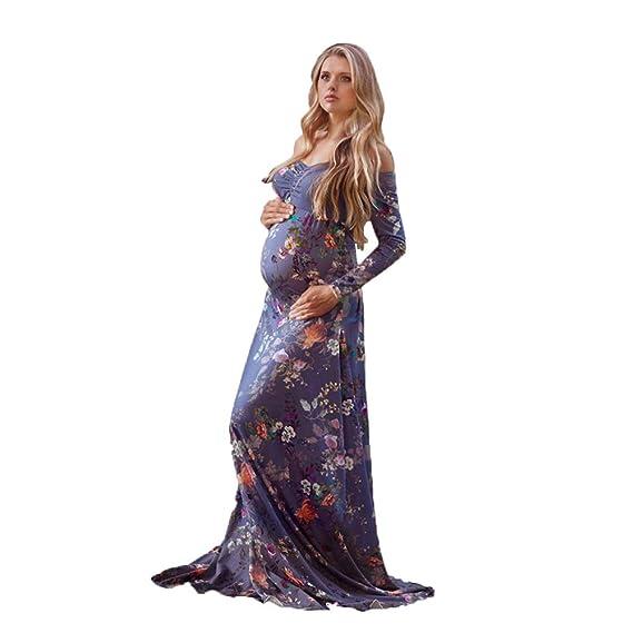 Vestidos largos embarazadas para bodas