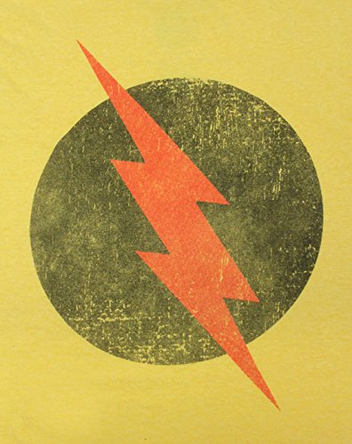 Jack Of All Trades Flash Reverse Logo Men's T-Shirt (M)