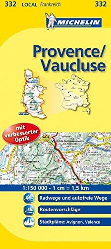 michelin-provence-vaucluse-strassen-und-tourismuskarte