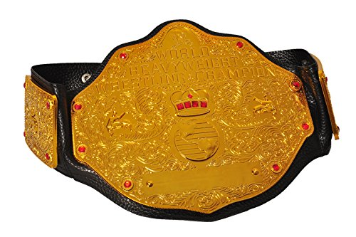 Sunshine Vintage Collectible WWE Heavyweight Championship Belt (Free Size)