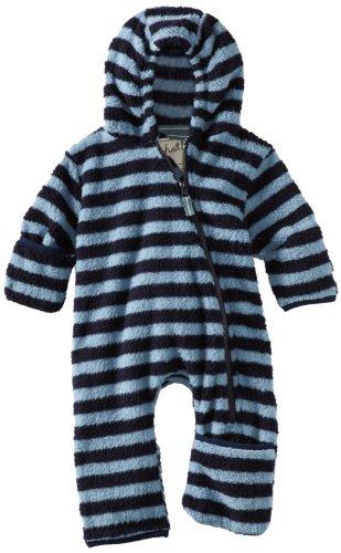Hatley Baby Boys' Fuzzy Fleece Bundler Dress