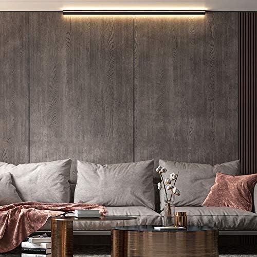 MITE Lampada da Parete, Moderno Alluminio Light Strip, Adatto a Soggiorno Camera da Letto Cucina LED apparecchio di Illuminazione [A + Livello energia] (Size : 120cm)