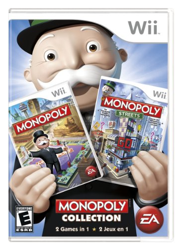 Monopoly Collection - Nintendo Wii