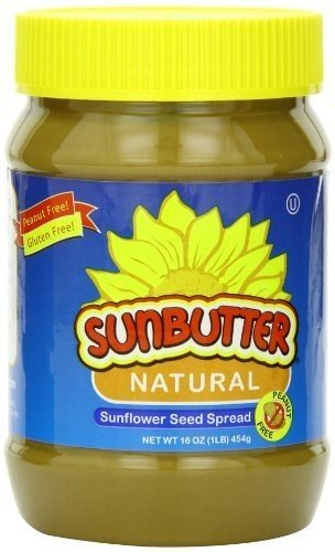 Sunbutter Natural Nut Bttr Sunflwr Ntrl