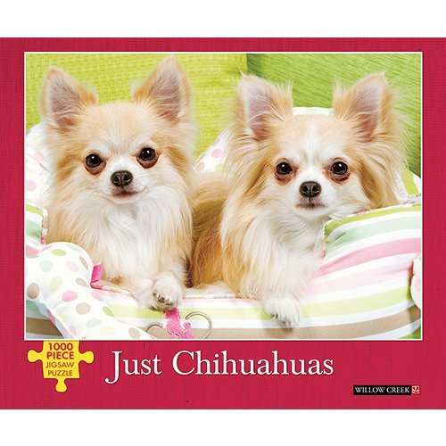 Willow Creek Just Chihuahuas 1000 Piece Jigsaw Puzzle
